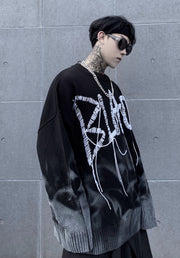 Dark Ruins CXU Knit Sweater