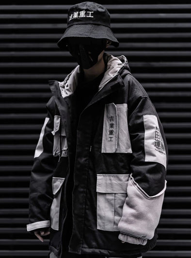 Heavy Industrial 11 Cargo Jacket
