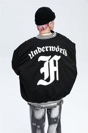 Underworld Revolution Winter Bomber Jacket