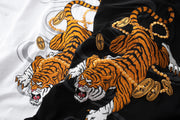 Tiger Rebirth Embroidery Tee