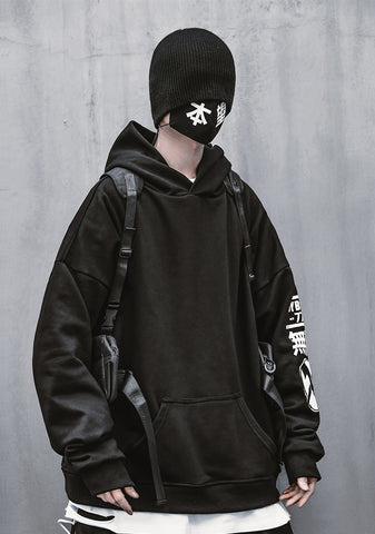 No Limit Black Hoodie