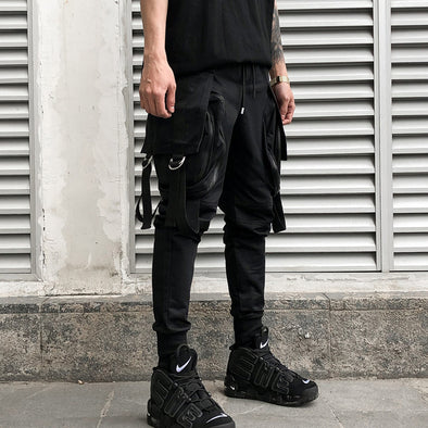 Dark Ninja Double Pockets Jogger