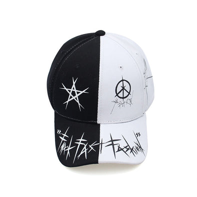 No Fear Rapper Hat