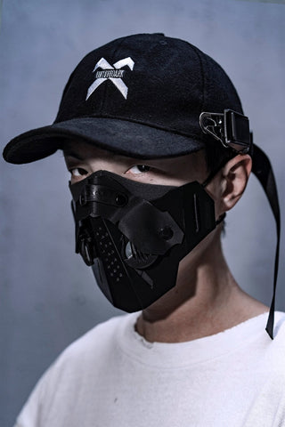 X Mechanized Shadow Baseball Cap