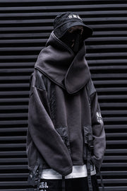 Heavy Industrial OG Sweatshirt (Comes with scarf)