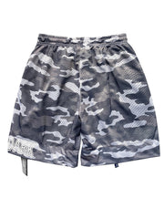 Reversible X11 Basketball Shorts - Double Sided With Two Colors