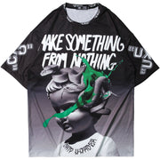 CXU Creation From Nothing Tee