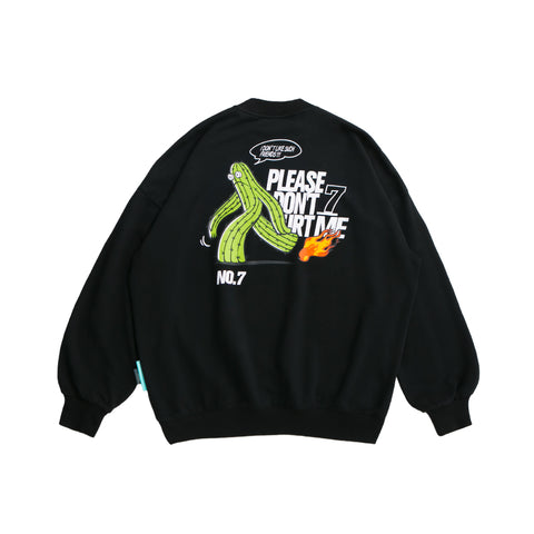 Cactus Warrior Series 2 Crewneck - Dominated Inc