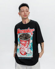 Dr Pepper Tee - Dominated Inc
