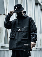 X Crossover Windbreaker