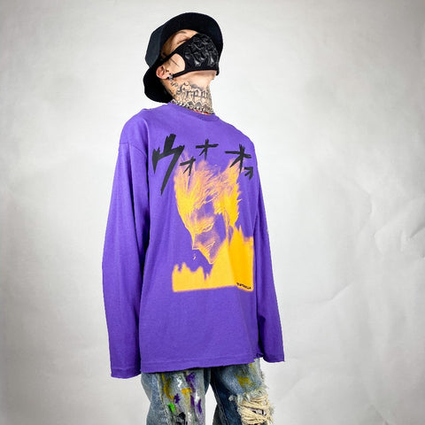 Rising Emotions Long Sleeves Tee - FGRL