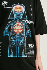 Darth Vader Star Wars X-Ray Tee - Dominated Inc