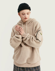 1101 Winter Wool Pullover Hoodie - Dominated Inc