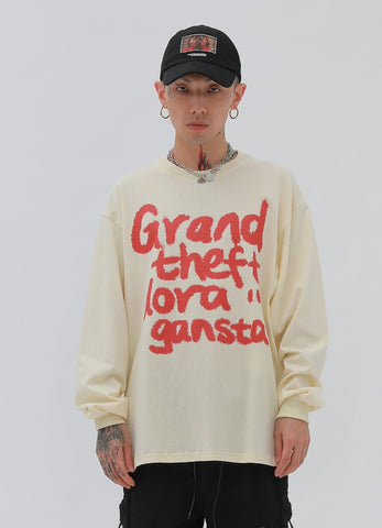GTA-5 Revival Long Sleeves Tee