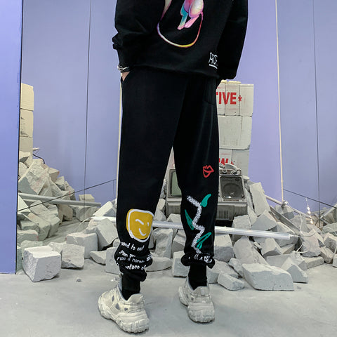 Cartoon World Jogger Pants