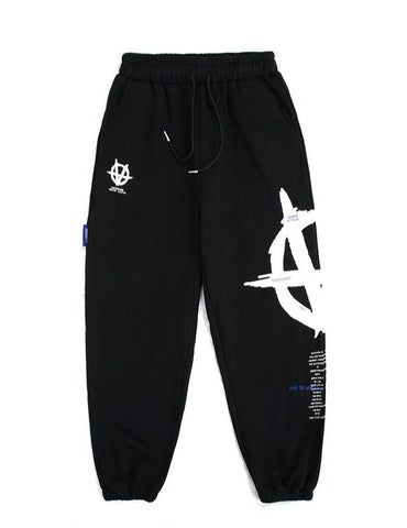 Gothic Star Jogger Pants