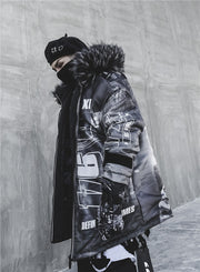 Alien Invasion CXU Winter Jacket