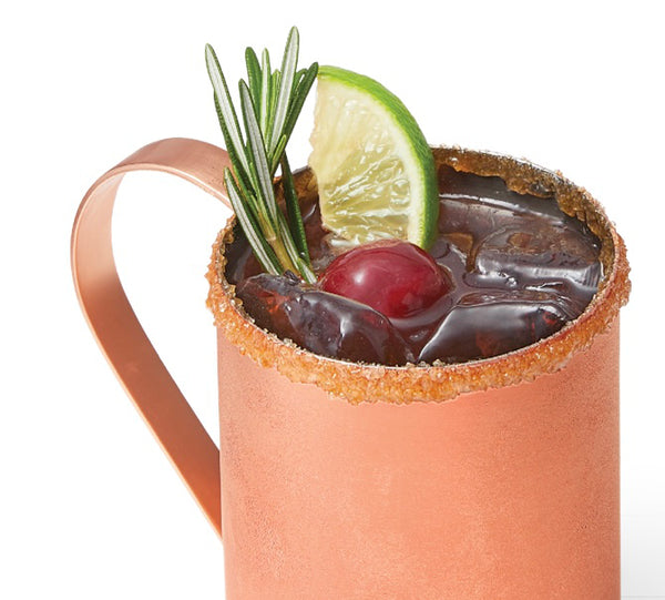 Ginger mule from the Grill