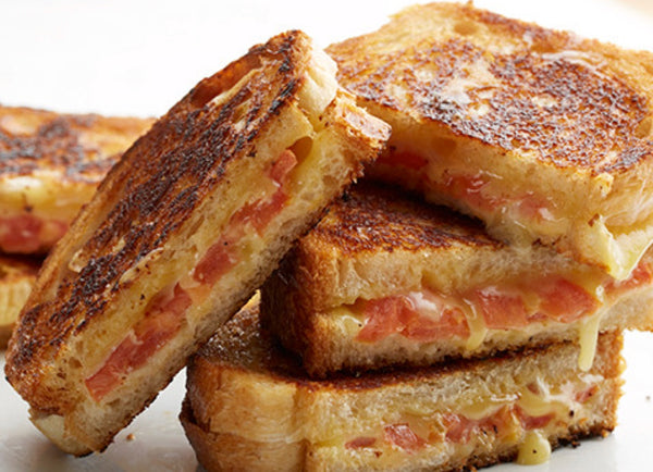 The Best Grilled Cheese Sandwiches, right off the grill