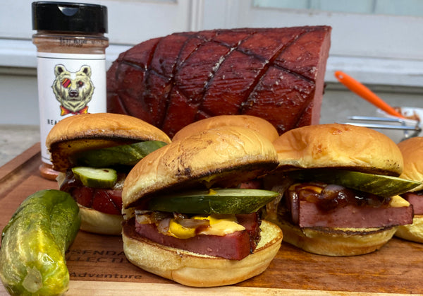 BBQ BOLOGNA SLIDERS