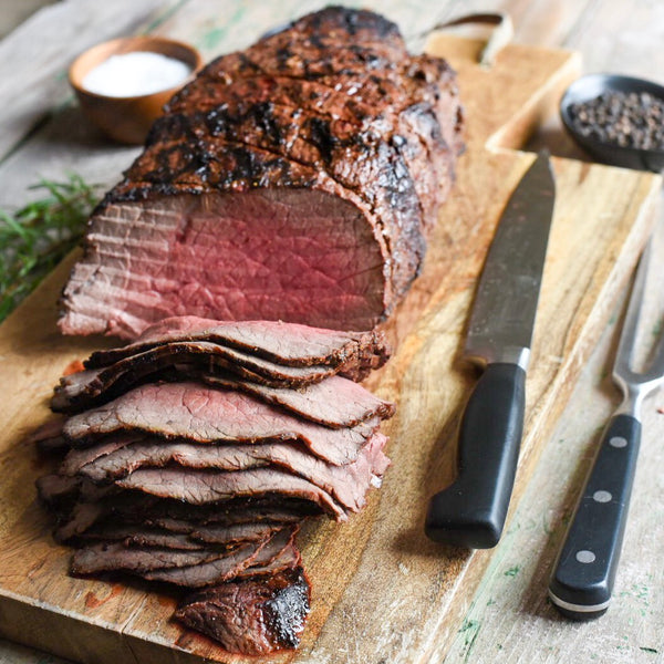 Grilled Roast Beef Recipe on The Arteflame  Barbecue