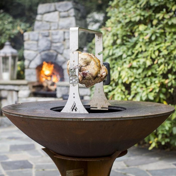Arteflame Grill Rotisserie