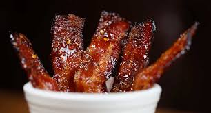 Candied Bacon on there Grill