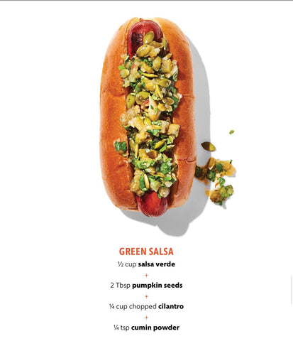 Best grilled hot dog