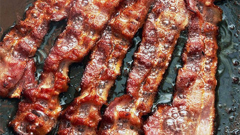 Beer Candied Bacon On The Grill