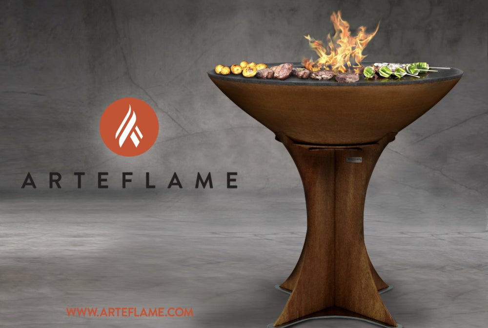 Arteflame Euro 40 Grill Tall Base