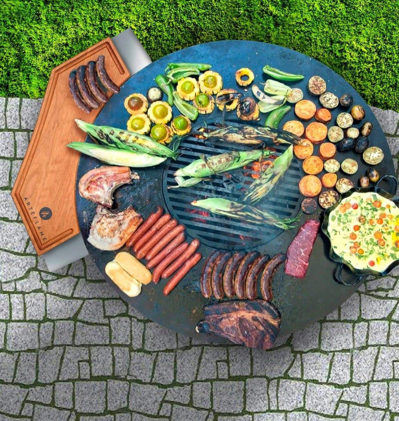 Wood Cutting Board For Arteflame Grill