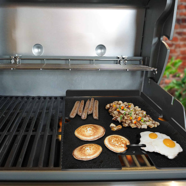 Grill Grate Replacements for gas, electric or charcoal grills. Solid Steel. Made in the USA.