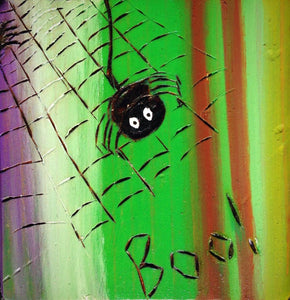 Spider Boo! Block