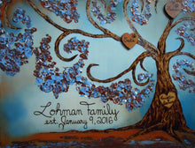 Simply Sweet Family Tree- Made To Order