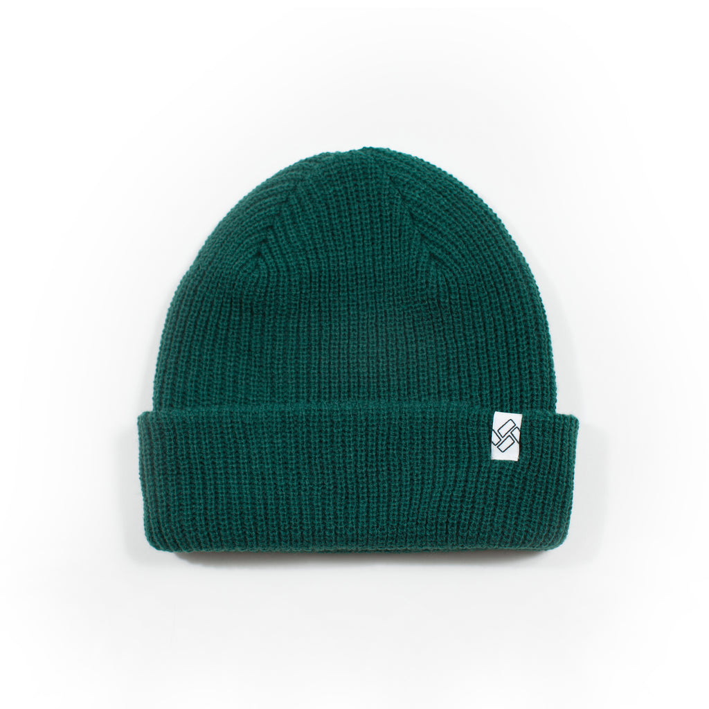 ILFORD BEANIE - DARK GREEN