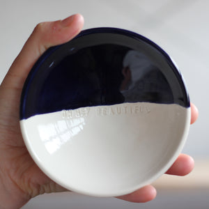 'Oh Hey Beautiful' Ring Dish