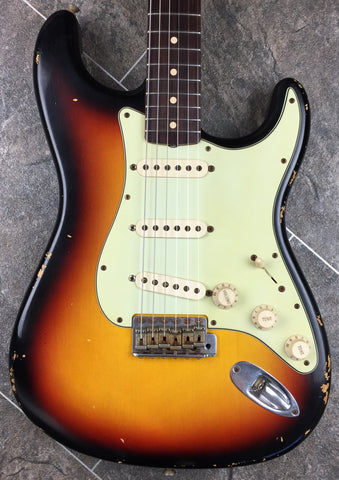 2007 Fender Custom Shop Stratocaster 1960 Reissue Relic