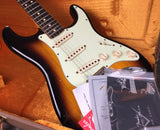 2016 Fender Custom Shop Stratocaster 1962 Reissue Journeyman
