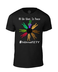 Official Ditch Party hUmaNITY Shirt