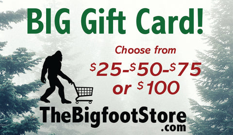 Bigfoot Store Gift Cards