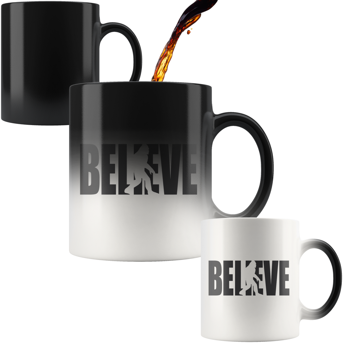 Believe Magic Mug