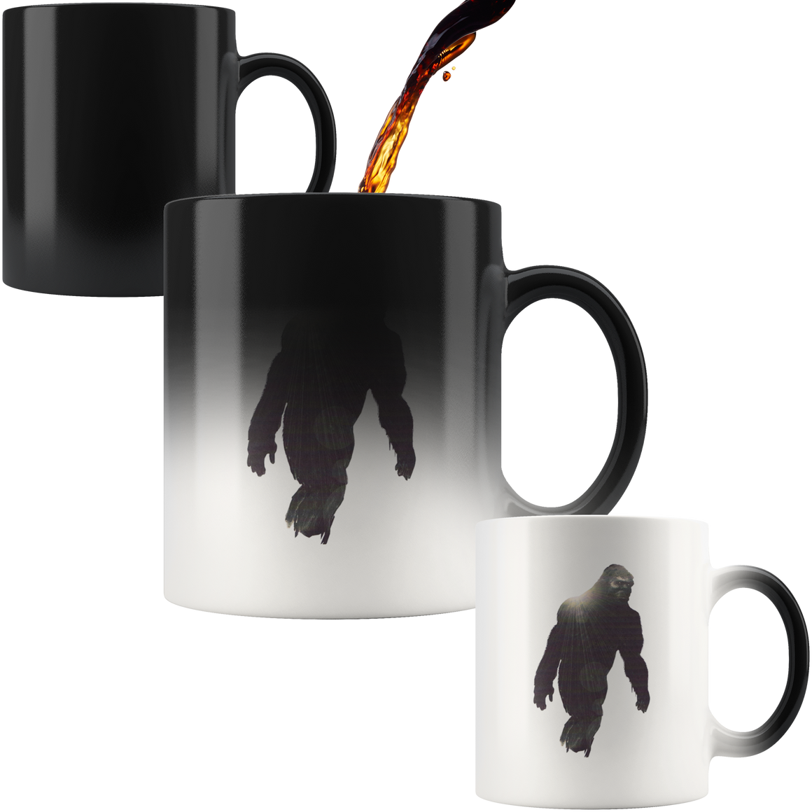 Bigfoot Magic Mug