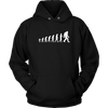 Evolution of Bigfoot Hoodie