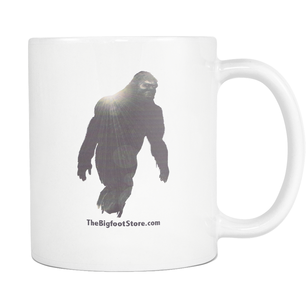 Bigfoot Mug