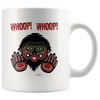 Whoop! Whoop! Mug By Tom Sewid