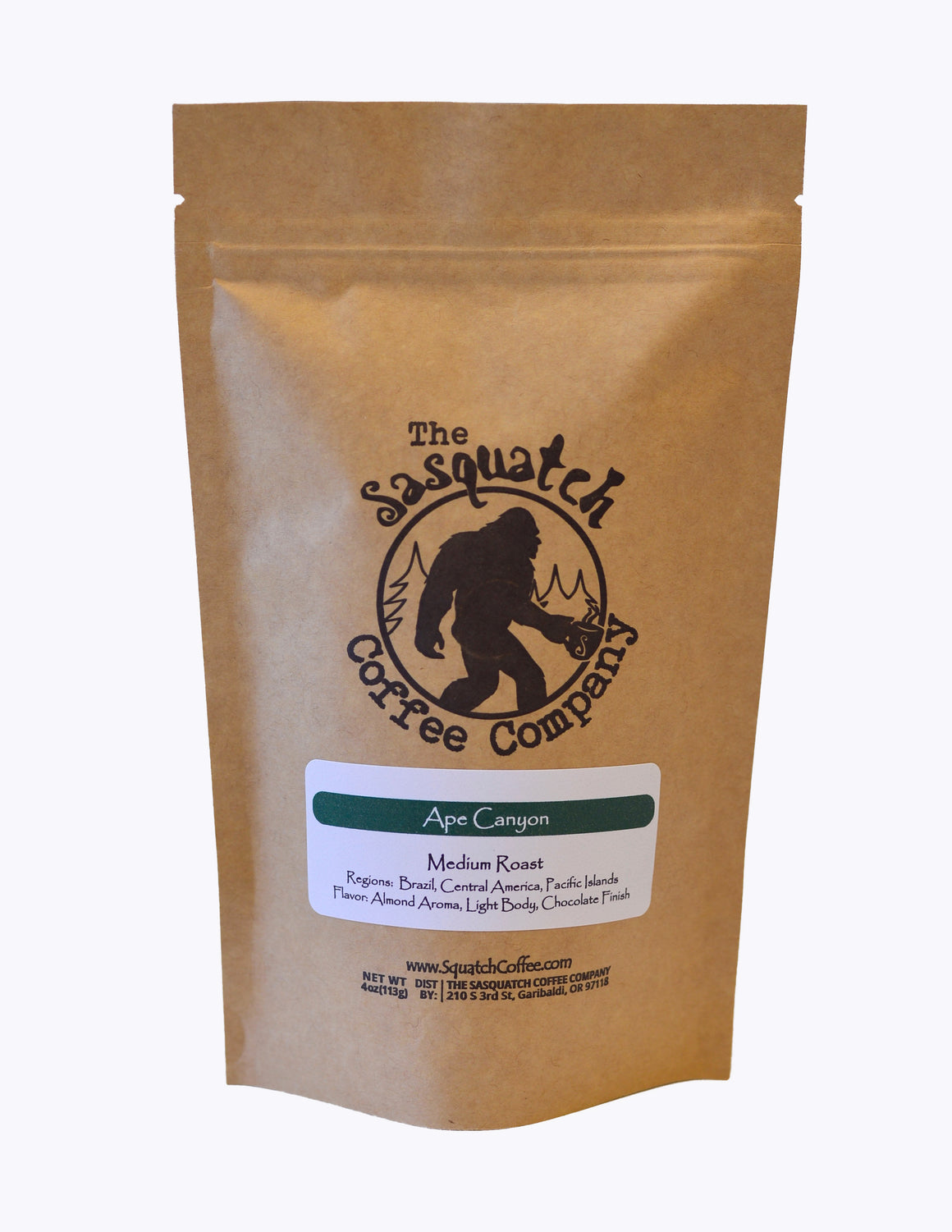 Sasquatch Coffee