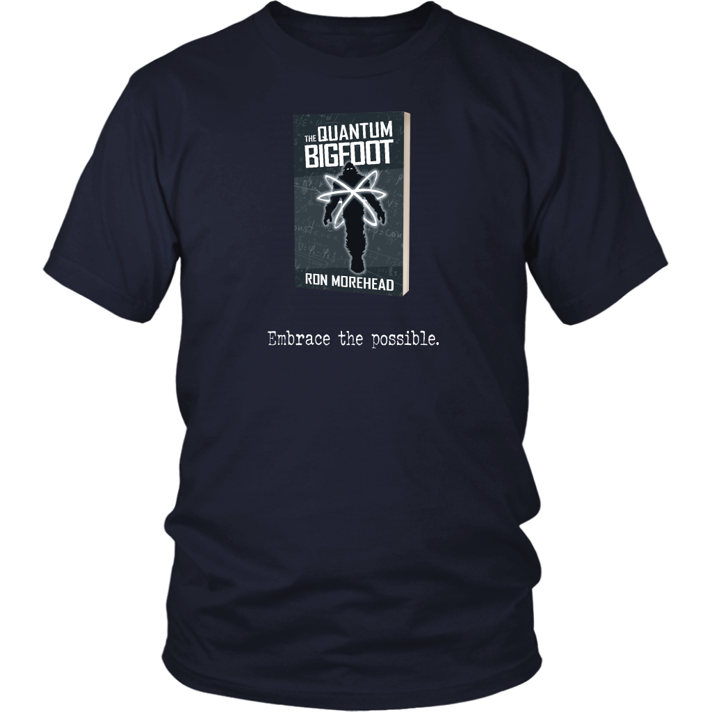 Quantum Bigfoot T-shirt