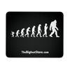 Evolution of Bigfoot Mouse Pad