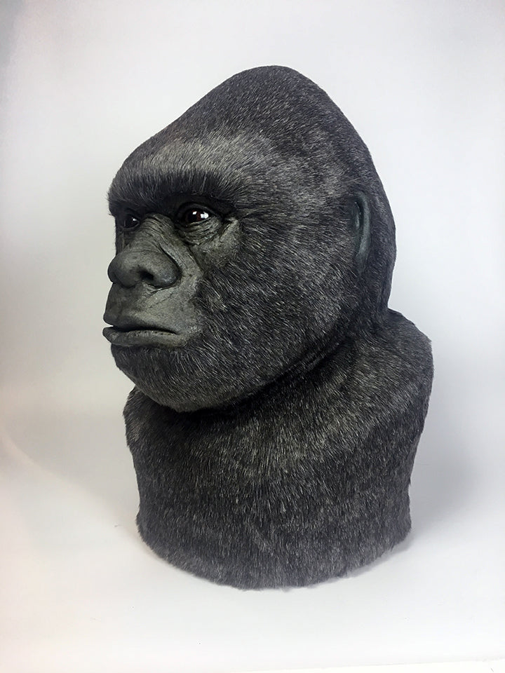 "Bigfoot ""Patty"" Replica Head"