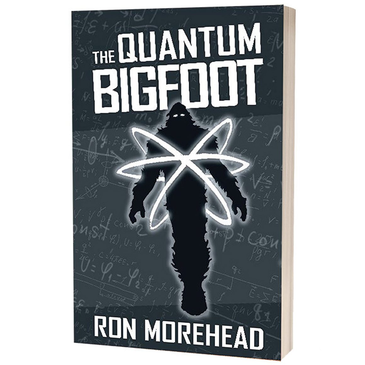 NEW! The Quantum Bigfoot